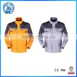 Cheap Workwear Clothing Industrial Factory Worker Uniform Labor Uniform Wholesale Work Clothes Workman's Coverall
