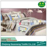 Zhejiang textile manufacturer polyester bed sheet fabric
