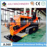 China manufacturer supply 36t underground pipe laying machine, JL360 horizontal directional drilling machine/rig