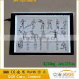 Adjustable Acrylic Art Copy Board LED Drawing A3 Size Tattoo Tracing LED Slim Dimmable LED Drawing Board