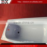 Wholesale alibaba enamel steel bathtub,classic stainless steel bathtub,enameled steel bathtub with apron