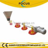 Focus industry chicken feed pan floor feeding pan
