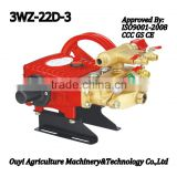 Taizhou Ouyi Agriculture Mist Power Sprayer Spare Parts 3WZ22D3 Gasoline Engine Power Sprayer Pump
