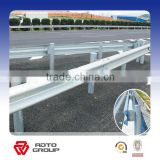 Flex Beam Highway Guardrail Traffic Road Crash Barrier Steel Construction Products Supplier
