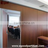 Customized Soundproof sliding doors interior room divider for hospital