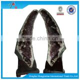Wholesale Crystal wedding decorations Natural quartz amethyst geode                                                                                                         Supplier's Choice