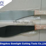 karambit knife ,steel blade material agricultural machete