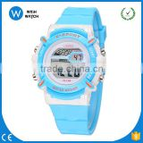 DLW001/ Boys Kids Children Digital Sport Watch Alarm Date Chronograph LED Back Light Waterproof Wristwatch Student Clock