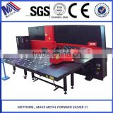 High Quality CNC mechanical punching Machine turret hole punching machine                                                                         Quality Choice