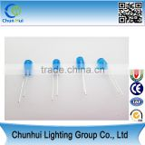 2014 hot sale 5mm round led diode for traffic light for Indoor and outdoor commercial lighting