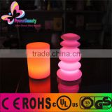 Plastic housing IPX7 decoration color changing mini lamp shades