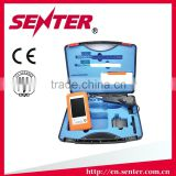STS823A Deluxe Fiber Optic Cleaning Tool Kit with Inspection Scope/cleaning pen/clean tape