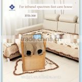 High Quality control panel infrared foot sauna