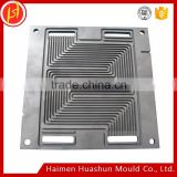 High Performance Bipolar Plate for PEM Fuel Cell