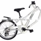 Taiwan Top - FOLLOWER(lite) - 20 inch single speed foldable tag along bicycle trailer