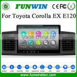 "Funwin 9"" Android 4.4.2 car dvd player quad core lcd display for toyota Corolla EX stereo 2014 2015"