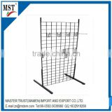 Metal hook display rack for shopping plaza food or ornament/shopping/china suppliers/new products