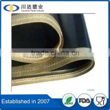 China Supplier Factory wholesale PTFE hashima fusing machine belt, customized size PTFE Fusing belt