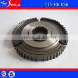 6 Speed Manual Transmission ZF Gearbox Synchronizer Cone Hub 115304056 for S6-150 Wholesale Tractor Parts