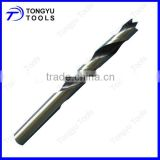 Wood working brad point Drill Bits for wood wood core drill bits