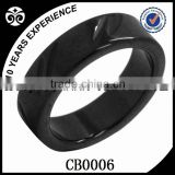 black ceramic ring for men 2014