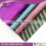 China ShaoXing XiuDong Fabric Factory TR fabric material for making dresses to indonesia market