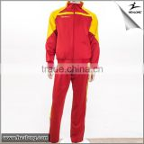 Popular red high school uniform Tracksuit jackets