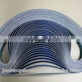 OU DOMINATE Zirconia Corundum Flexible Abrasive Band Cloth Backing Emery Belt For Metal Sanding Sleeves