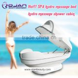 capsule hotel and weight gain water jet massage equipment spa capsule
