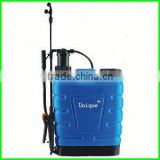 agriculture mist dust sprayer,knapsack farm power sprayer 16L , backpack garden mist blower