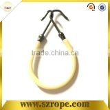 brown beige strong elastic bungee bands