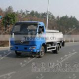 Dongfeng fuel tanker truck with dispenser for sale