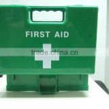 Hanging Wall mounted Trauma first aid kit
