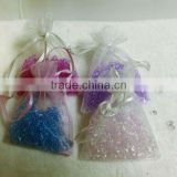 Bubble gum scents round ball fragrance sachet
