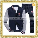 Custom embroidery logo letterman jacket baseball garment men's fashion uniforms / school unifroms wholesale