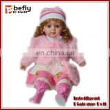 Electronic real looking baby dolls for kids