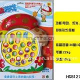 2011 Saleable B/O Flash Musical Fishing Games