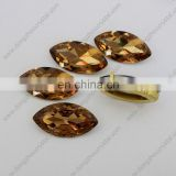Good quality Horse Eye Crystal Glass stone