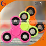 HOT SELLING 2017 toys 608rs fidget flip hand colors anti-stress spinner