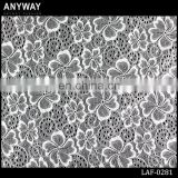 Fashion lace fabric for wedding dress