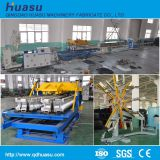 Made In China Plastic Single Wall Corrugated Pipe Production Line
