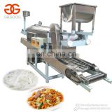 Automatic Industrial Use Cold Rice Noodle Liangpi Maker Steamer Commercial Rice Noodle Maker