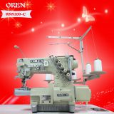 Three needle and five line Cover Stitch sewing machine