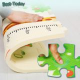 Non-Toxic & Tasteless Double Side XPE Foam interlocking joint mat baby play puzzle mat with 180*200*1.5 cm