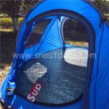 With fiberglass Pole 2 Person Pop Up Tent Use In The Beach