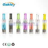 Hot selling electronic cigarette 510 ego atomizer Gemini dual coil clearomizer wholesale