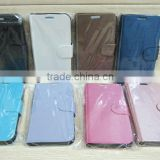 2013 Hottest Pouch leather Case for galaxy S4 /i9500 Leather Case