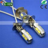 2016 perfect led ligh super quality 12v--24v H3 H15630 8smd + 5w crees fog lamp coming into competitive market available
