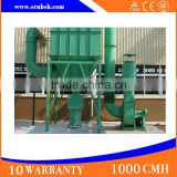 Dust Extraction And Filtration System Industrial Pulse Jet Bag Dust Collector