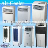 10l water tank remote control mobile air cooler /mobile cooler/remote control air cooler